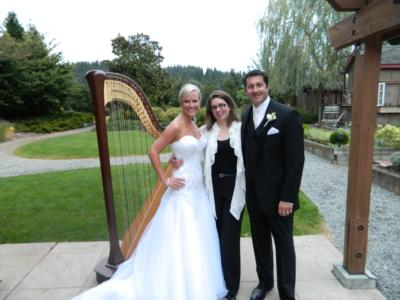 Alishia Joubert: Bellingham Harpist | Bellingham, WA | Harp | Photo #4