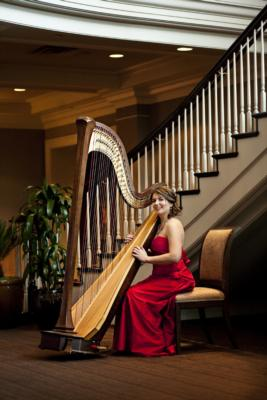 Alishia Joubert: Bellingham Harpist | Bellingham, WA | Harp | Photo #3