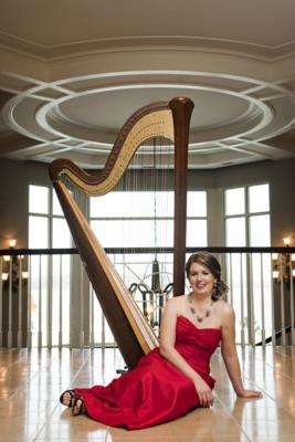 Alishia Joubert: Bellingham Harpist | Bellingham, WA | Harp | Photo #1