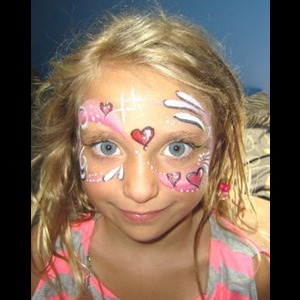 Sweet Cheeks Face Art - Face Painter - New Windsor, NY