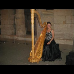 Red Hook Harpist | Sylvia Kowalczuk