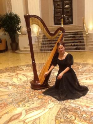 Sylvia Kowalczuk | Forest Hills, NY | Classical Harp | Photo #3