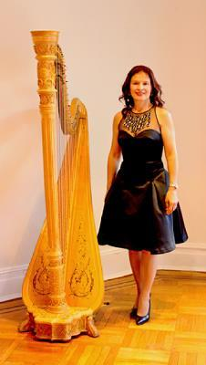 Sylvia Kowalczuk | Forest Hills, NY | Classical Harp | Photo #4