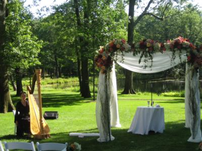 Sylvia Kowalczuk | Forest Hills, NY | Classical Harp | Photo #17