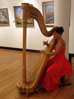 Sylvia Kowalczuk | Forest Hills, NY | Classical Harp | Photo #5