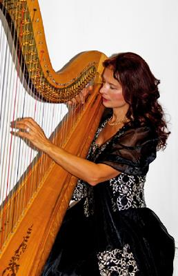Sylvia Kowalczuk | Forest Hills, NY | Classical Harp | Photo #2