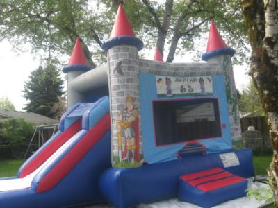 A Awesome Air Bouncer | Vancouver, WA | Party Inflatables | Photo #3