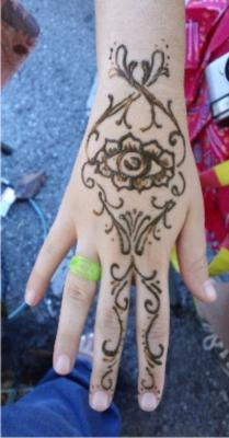 Shelley's Faces Fantastic! Henna and Body Art | Sunnyvale, CA | Face Painting | Photo #20