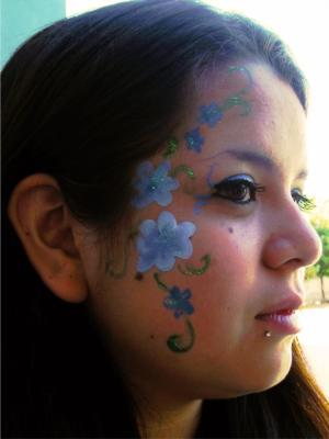 Shelley's Faces Fantastic! Henna and Body Art | Sunnyvale, CA | Face Painting | Photo #4