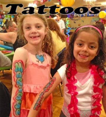 NYC Airbrush Tattoos | New York City, NY | Temporary Tattoos | Photo #20
