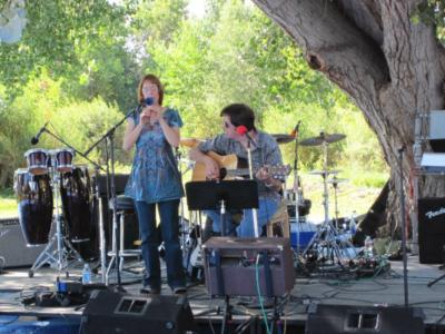 Minstrel Streams | Santa Barbara, CA | Acoustic Duo | Photo #10