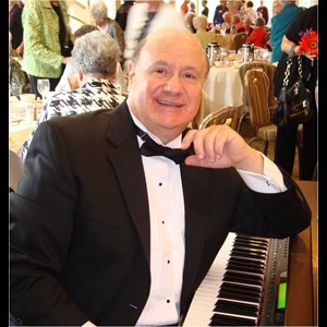 Abbotsford Jazz Pianist | Pianist for Events, Fred Yacono