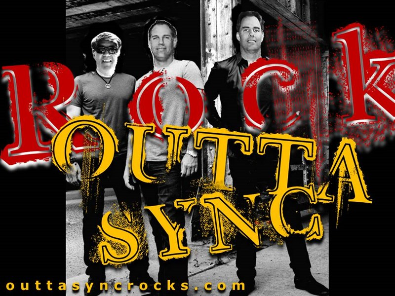 Outta Sync - Voted BEST COVER BAND - Cover Band - San Diego, CA