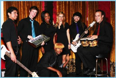 Funk Shui | North Hollywood, CA | Dance Band | Photo #3