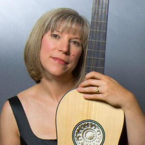 Big Bend Harpist | Elizabeth CD Brown