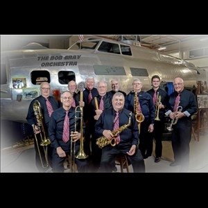 Cincinnati Ballroom Dance Music Band | Bob Gray Orchestra