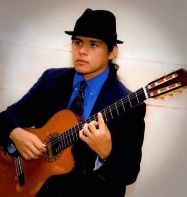 Cristian Perez | Fairfax, VA | Classical Guitar | Photo #2