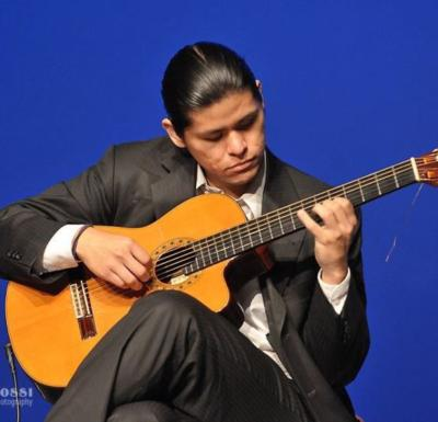 Cristian Perez | Fairfax, VA | Classical Guitar | Photo #1