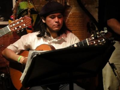 Cristian Perez | Fairfax, VA | Classical Guitar | Photo #8