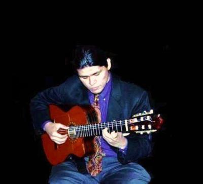 Cristian Perez | Fairfax, VA | Classical Guitar | Photo #10