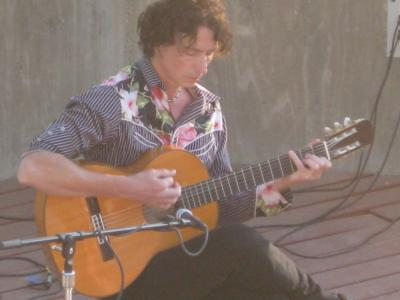Lliam Christy | Saint Louis, MO | Flamenco Guitar | Photo #13