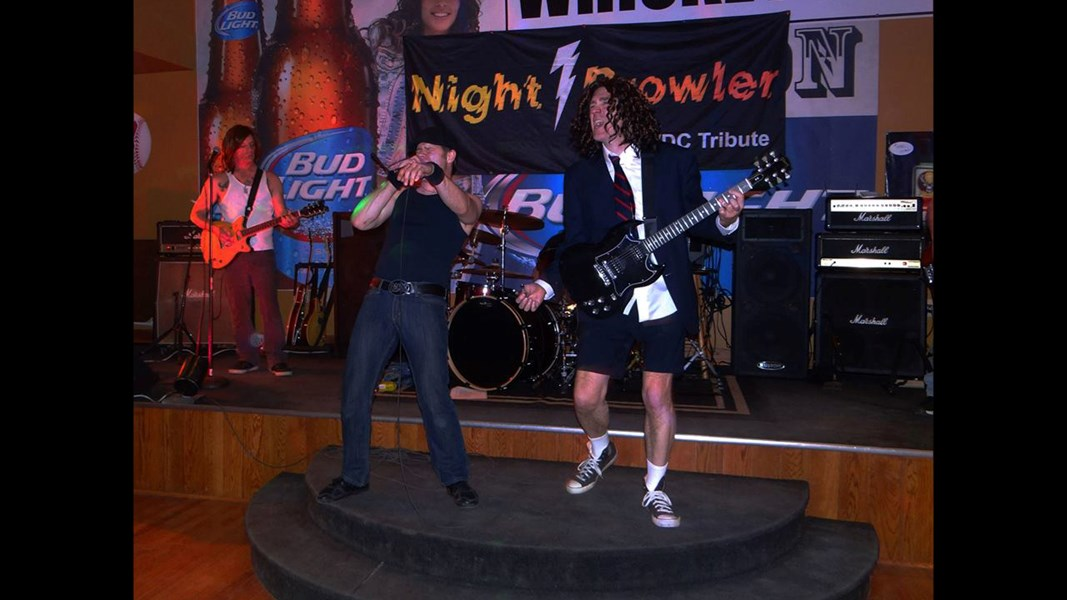 Ac/dc Tribute Band - Night Prowler - AC/DC Tribute Band - Cleveland, OH