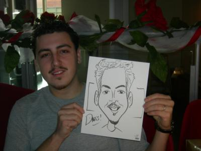 Caricatures By Lou | Seattle, WA | Caricaturist | Photo #3
