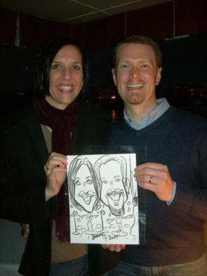 Caricatures By Lou | Seattle, WA | Caricaturist | Photo #5