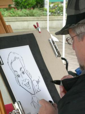 Caricatures By Lou | Seattle, WA | Caricaturist | Photo #1