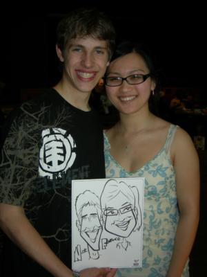 Caricatures By Lou | Seattle, WA | Caricaturist | Photo #9