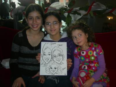 Caricatures By Lou | Seattle, WA | Caricaturist | Photo #6