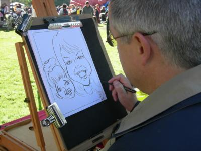 Caricatures By Lou | Seattle, WA | Caricaturist | Photo #25