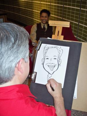 Caricatures By Lou | Seattle, WA | Caricaturist | Photo #2