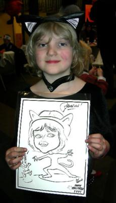 Caricatures By Lou | Seattle, WA | Caricaturist | Photo #18