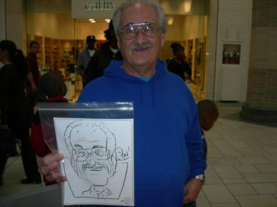 Caricatures By Lou | Seattle, WA | Caricaturist | Photo #21