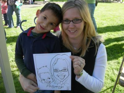 Caricatures By Lou | Seattle, WA | Caricaturist | Photo #23