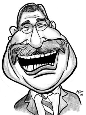 Caricatures By Lou | Seattle, WA | Caricaturist | Photo #11