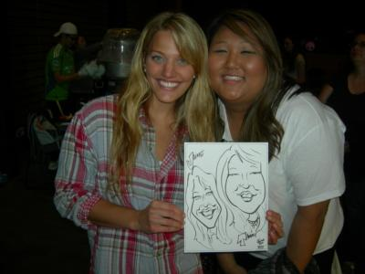 Caricatures By Lou | Seattle, WA | Caricaturist | Photo #8