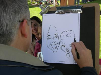 Caricatures By Lou | Seattle, WA | Caricaturist | Photo #24