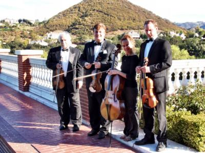 Angelus String Quartet | Los Angeles, CA | String Quartet | Photo #1