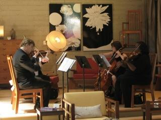 Angelus String Quartet | Los Angeles, CA | String Quartet | Photo #3
