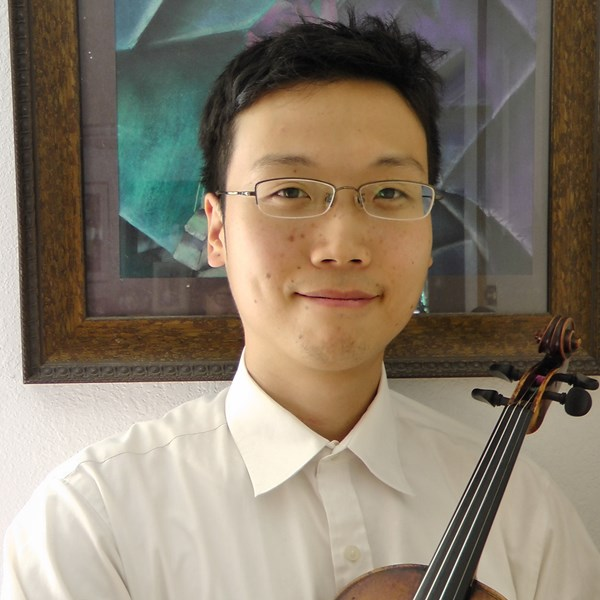 Dongbin Shin - Violinist - West Hartford, CT