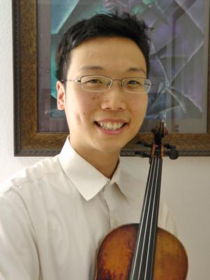 Dongbin Shin | West Hartford, CT | Violin | Photo #2