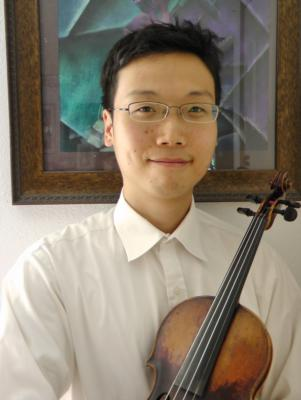 Dongbin Shin | West Hartford, CT | Violin | Photo #1