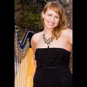 The Modern Harpist - Lauren Baker