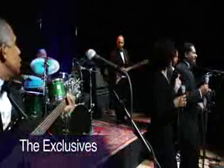 Exclusives Band & Show | Bowie, MD | Dance Band | THE EXCLUSIVES