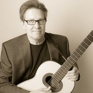 Lynchburg Acoustic Guitarist | Stan Hamrick