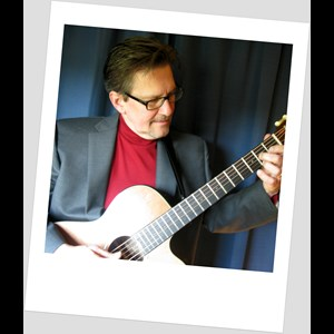 Virginia Wedding Singer | Stan Hamrick - Guitarist