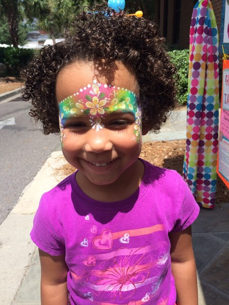 Carolina Party Artists - Face Painter - Summerville, SC