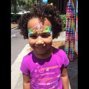 Ladson Face Painter | Carolina Party Artists